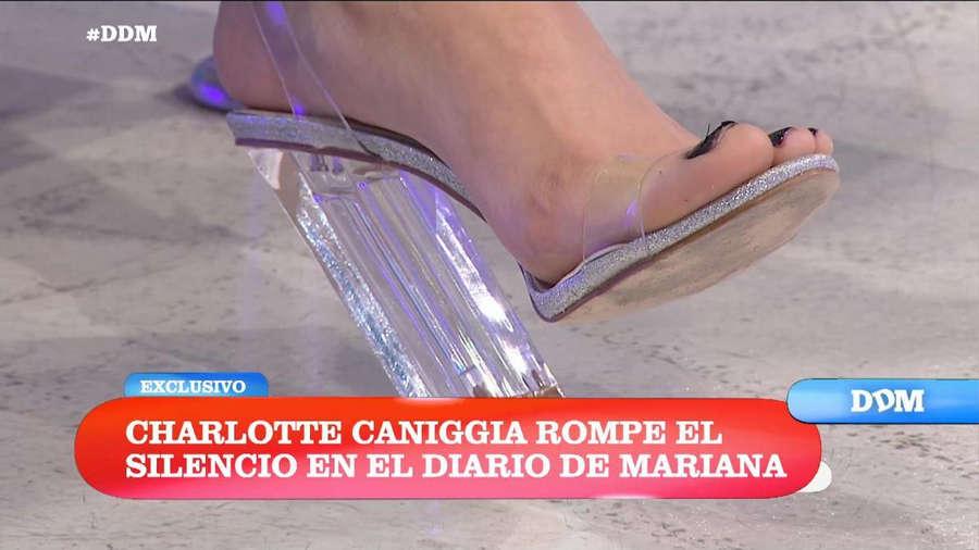 Charlotte Caniggia Feet