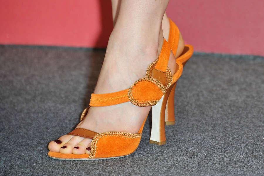 Sarah Gadon Feet