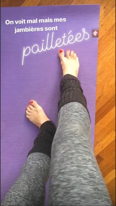Penelope Bagieu Feet