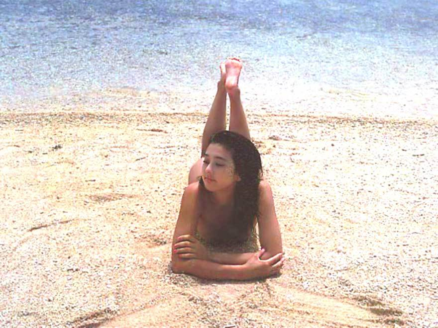 Risako Miura Feet