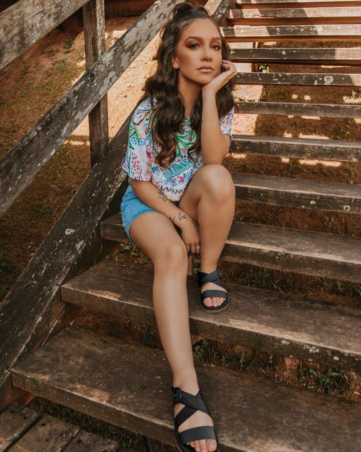 Priscilla Alcantara Feet