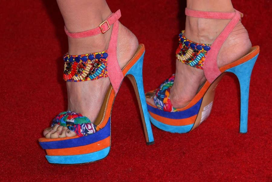 Katrina Law Feet