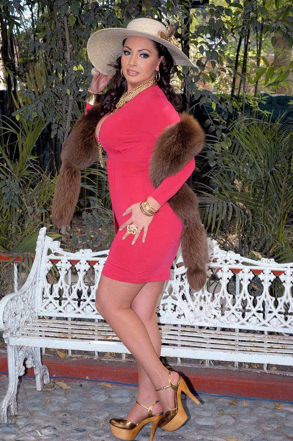Patricia Navidad Feet