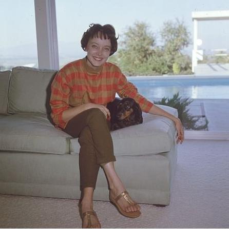 Carolyn Jones Feet