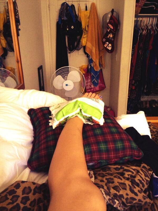 Lisa Michelle Cimorelli Feet