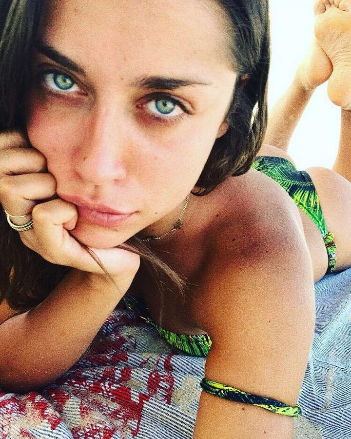 Ludovica Frasca Feet