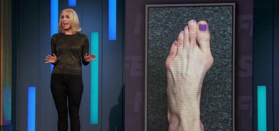 Nikki Glaser Feet