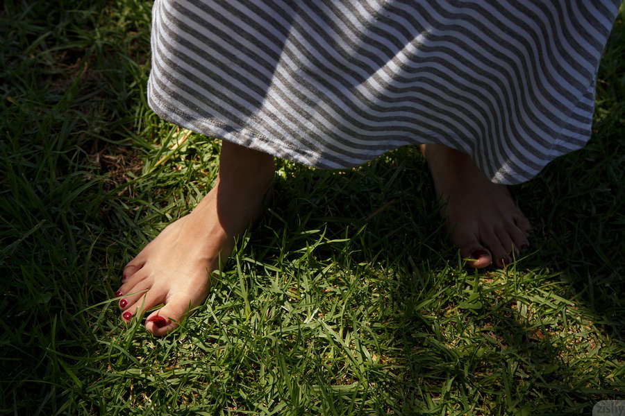 Uma Jolie Feet