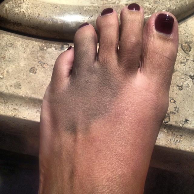 Amber Campisi Feet
