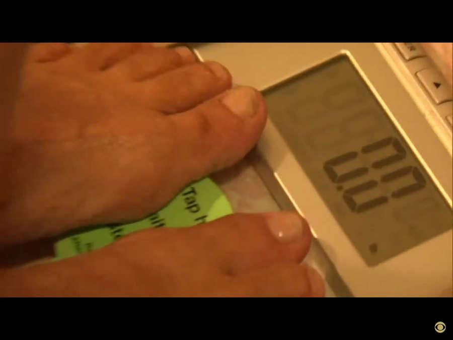 Abi Maria Gomes Feet