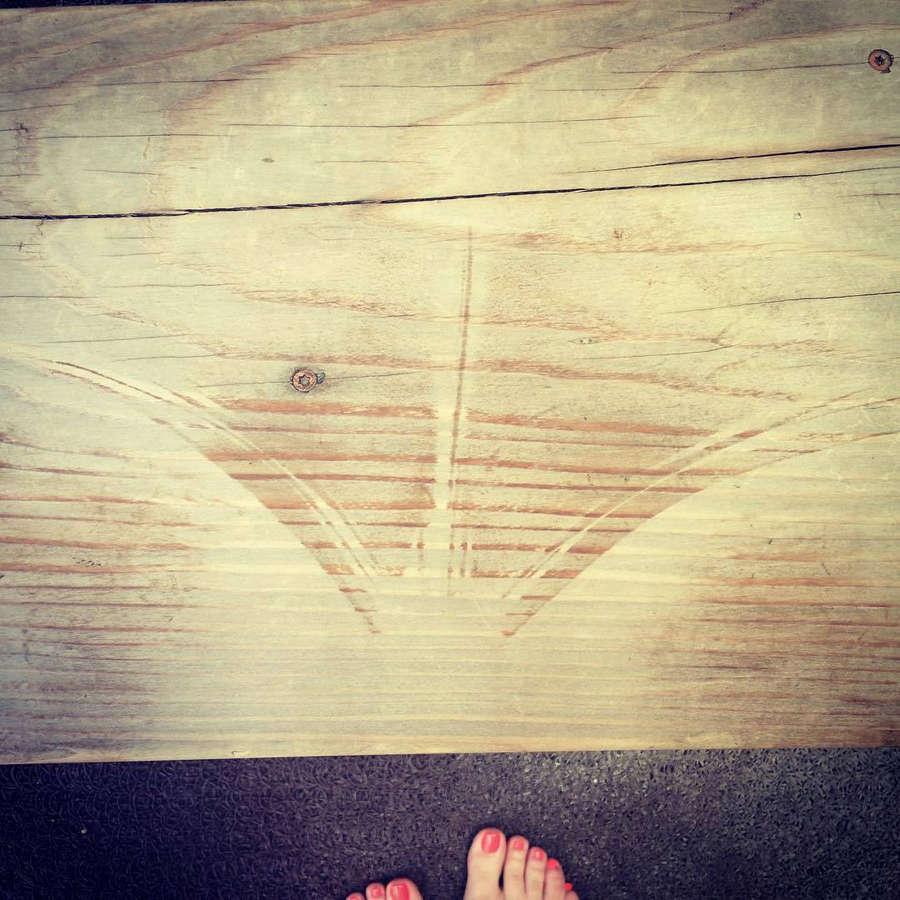 Dana DeArmond Feet