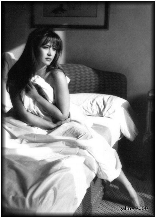 Sophie Marceau Feet