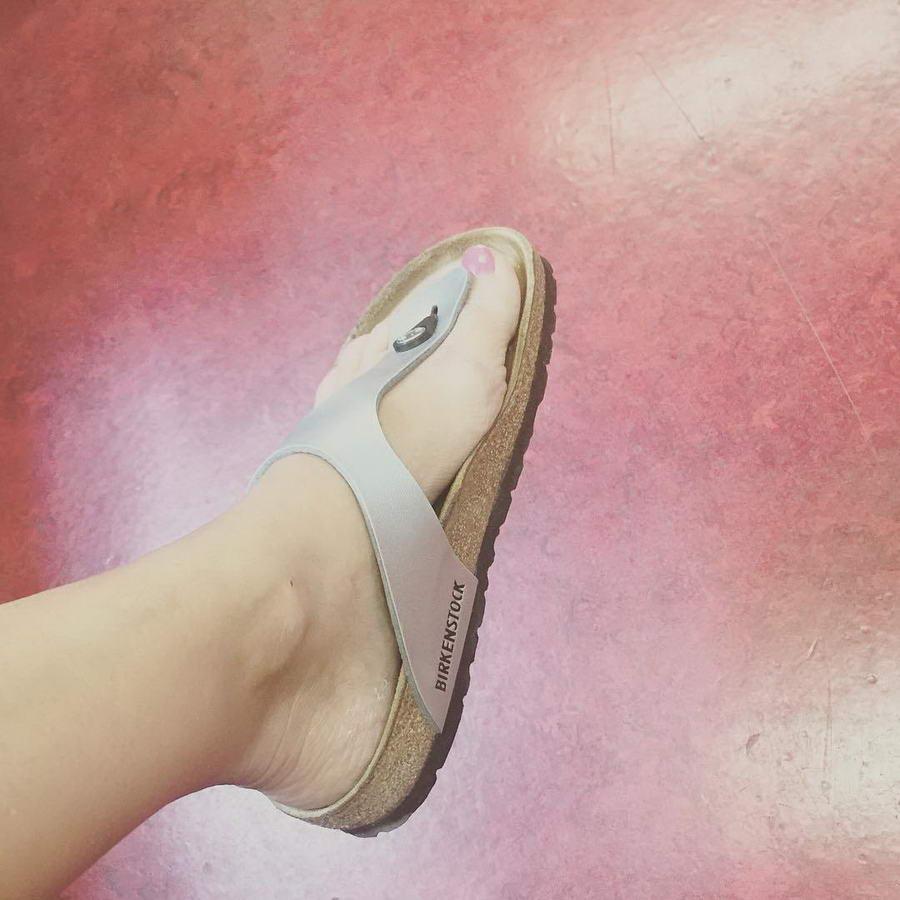 Vanda Miranda Feet
