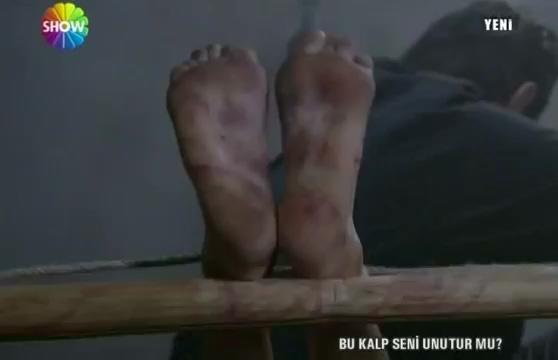 Berrak Tuzunatac Feet