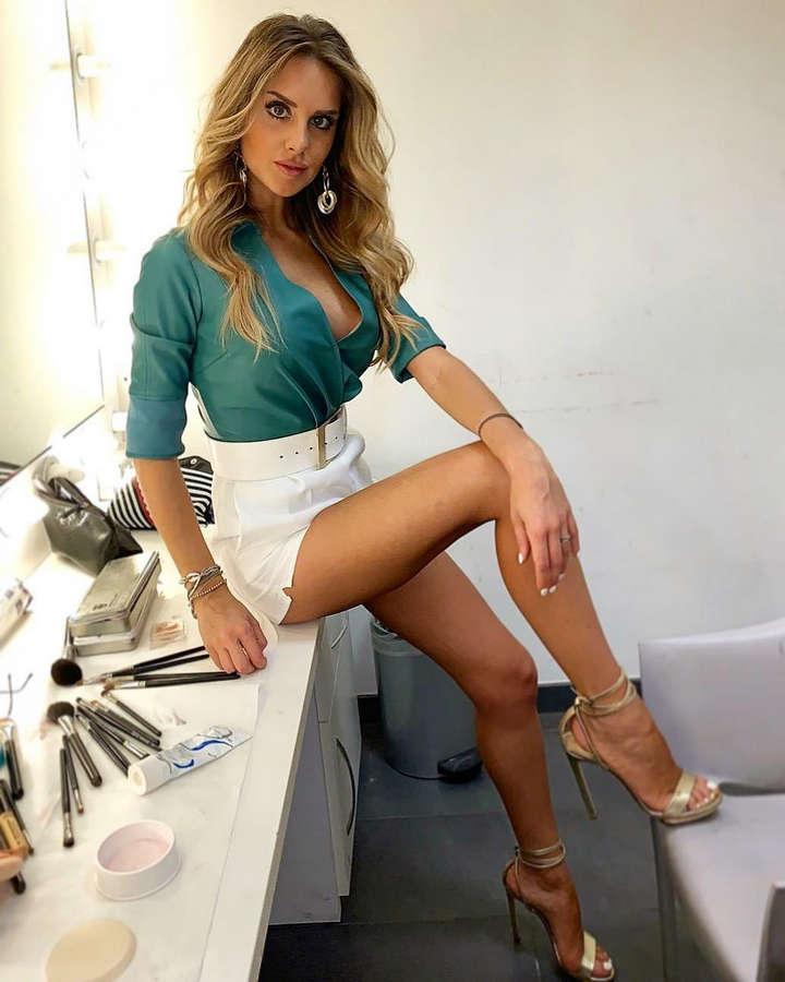 Michela Persico Feet