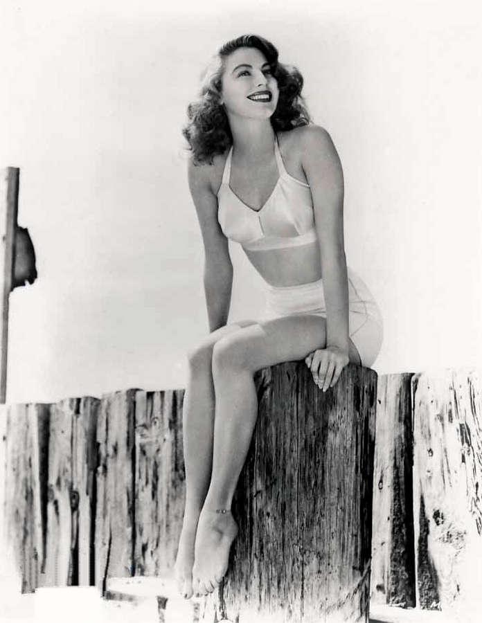 Ava Gardner Feet