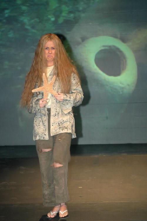 Ingrid Martz Feet