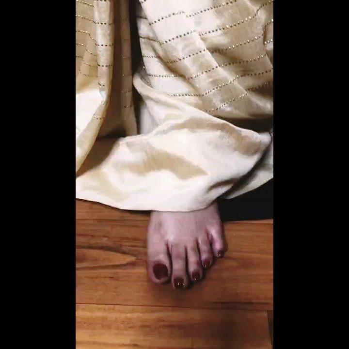 Abha Paul Feet