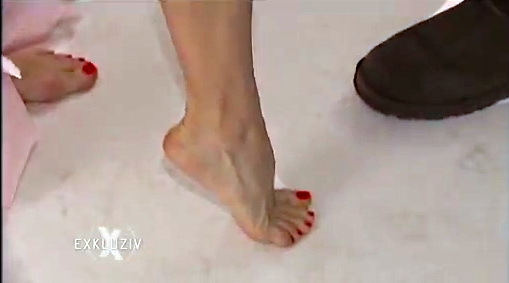 Goca Trzan Feet