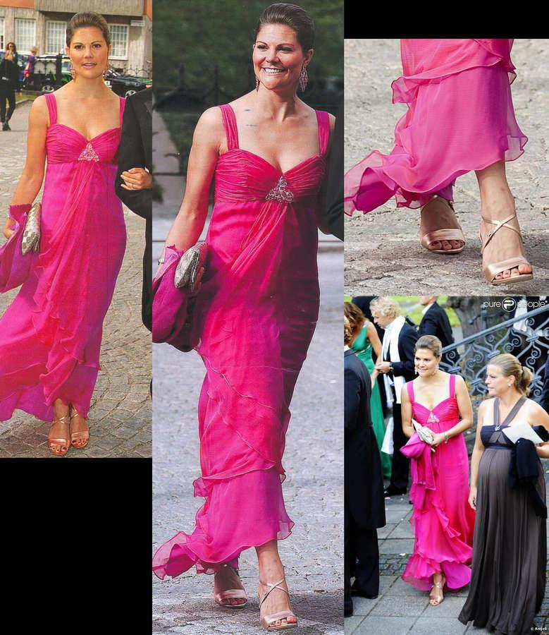 Kronprinsessan Victoria Feet