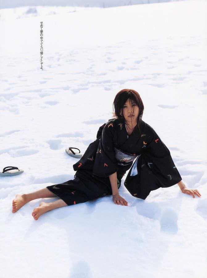 Miho Shiraishi Feet