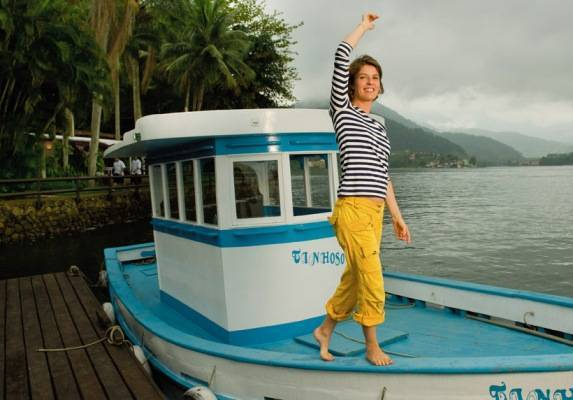 Irene Jacob Feet