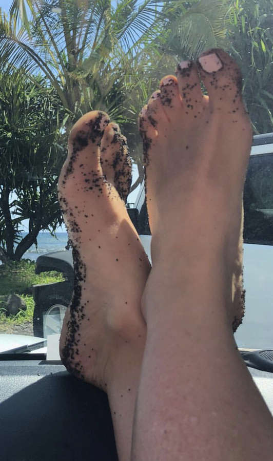 Sarah Patterson Feet