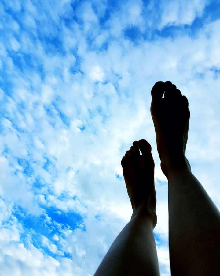 Amanda Acosta Feet