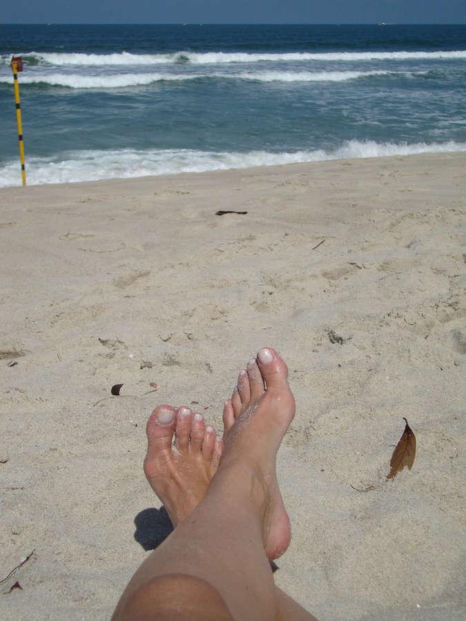 Ana Paula Padrao Feet