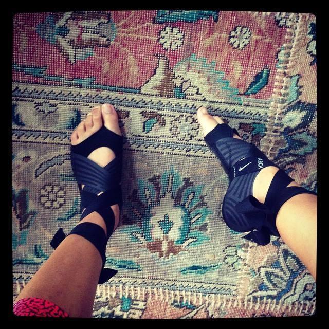 Angelica Bengtsson Feet