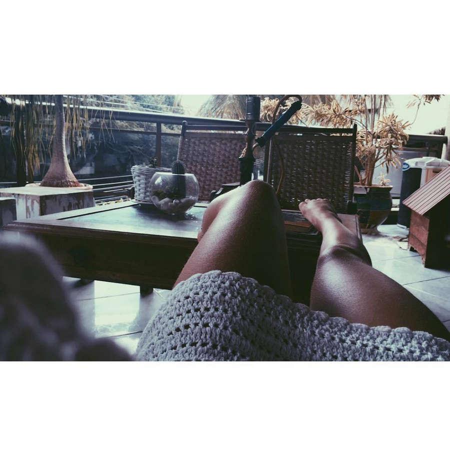 Bruna Griphao Feet