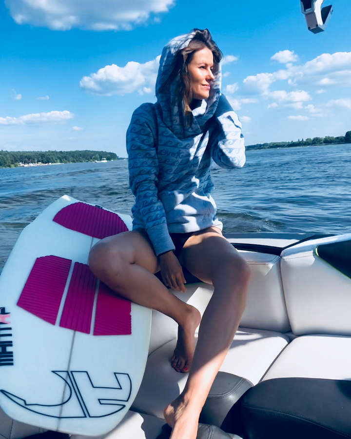 Agnieszka Kawiorska Feet