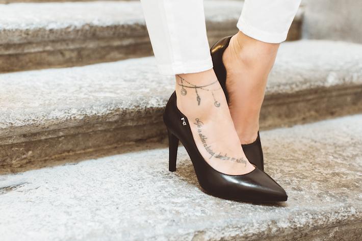 Chiara Nasti Feet