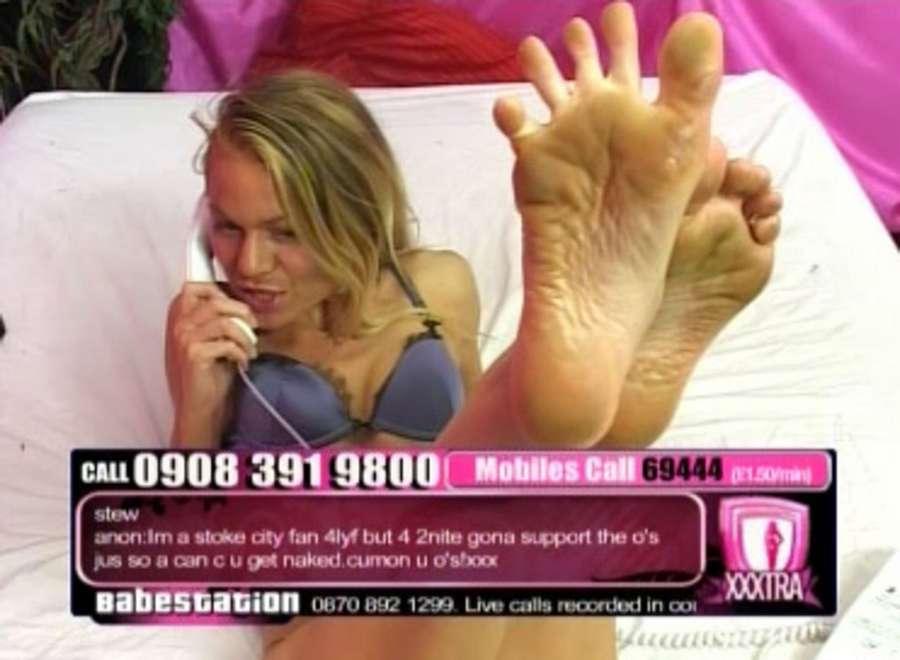 Lauren Geri Feet