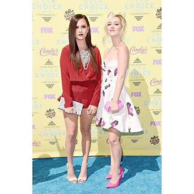 Megan And Liz Feet