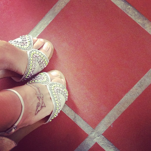 Maria De Jesus Feet