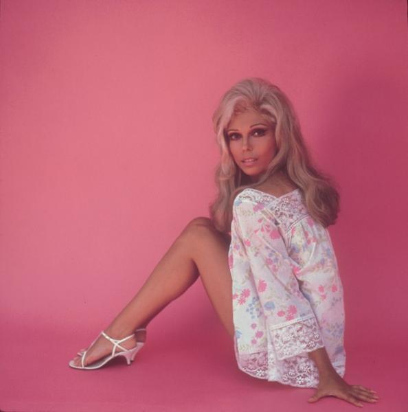 Nancy Sinatra Feet