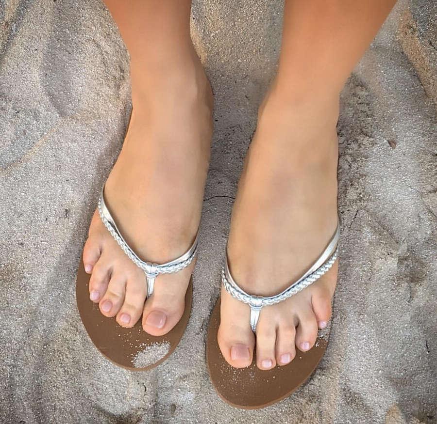 Krizia Preciado Feet