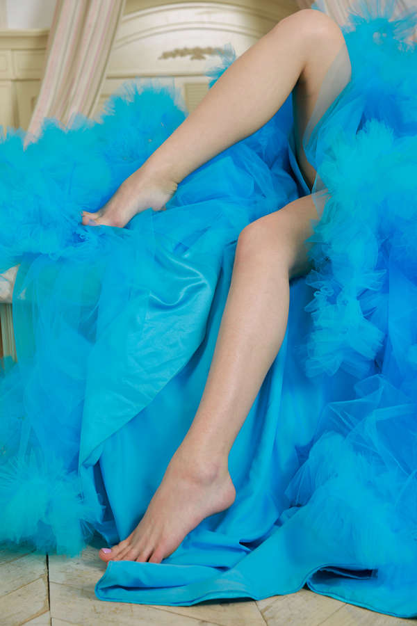 Carolina Sampaio Feet