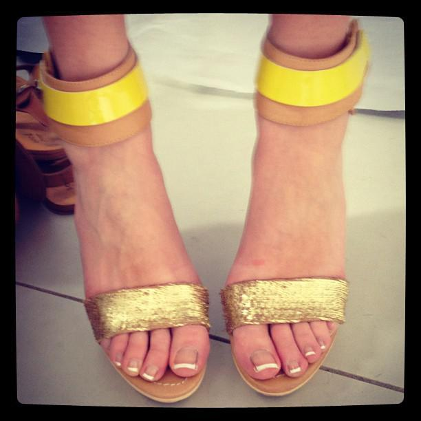 Adele Thiel Feet