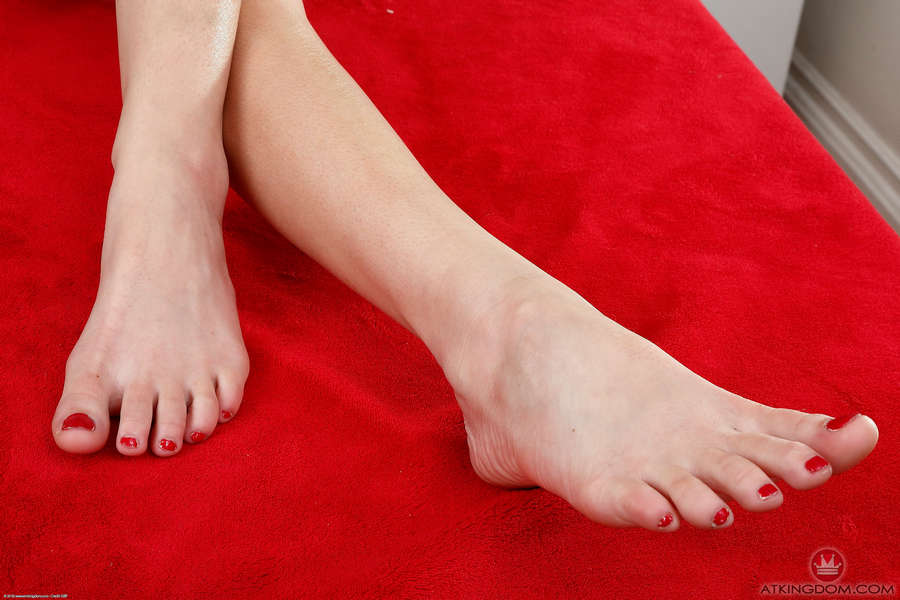 Kenzie Kai Feet