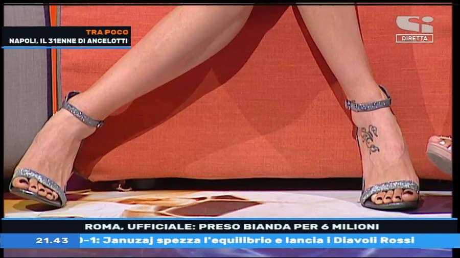 Alice Brivio Feet