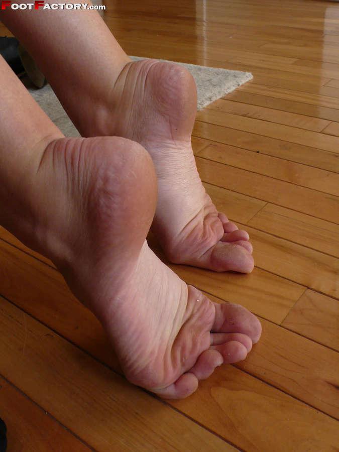 Kimberly Kane Feet