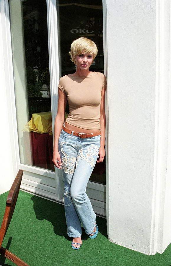 Renata Gabryjelska Feet