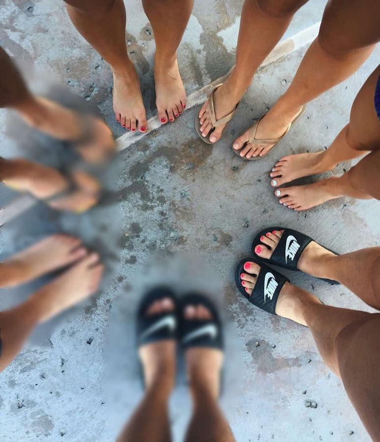 Sarah Shtern Feet
