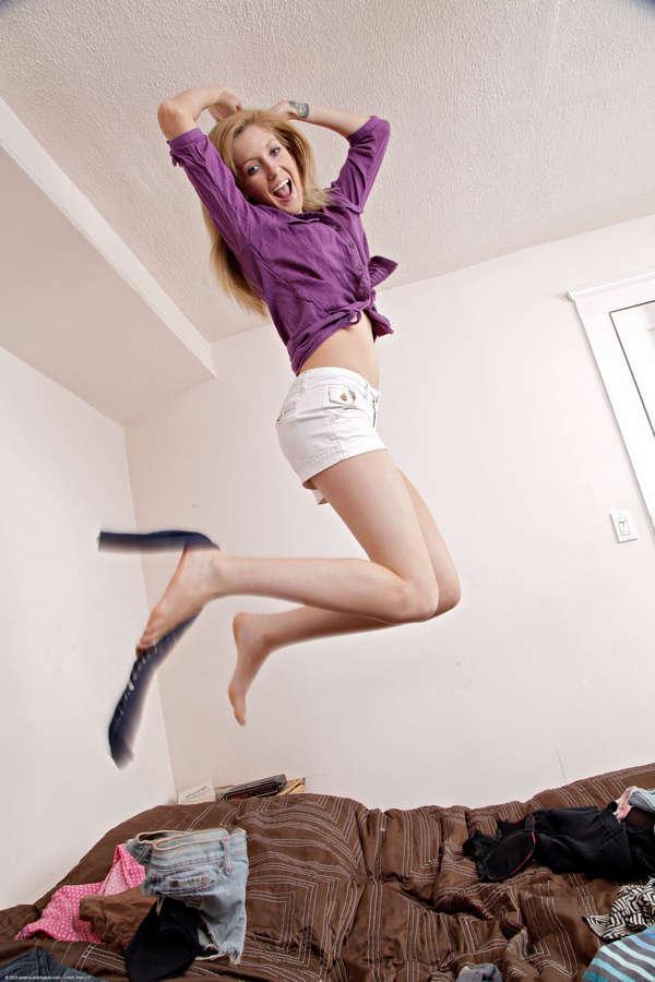 Emily Kae Feet
