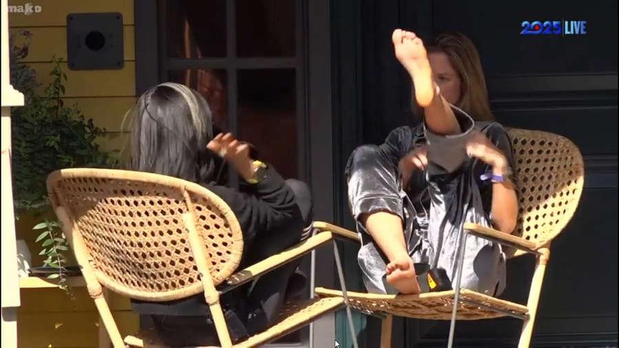 Neta Cherner Feet