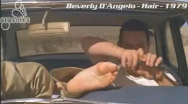 Beverly DAngelo Feet