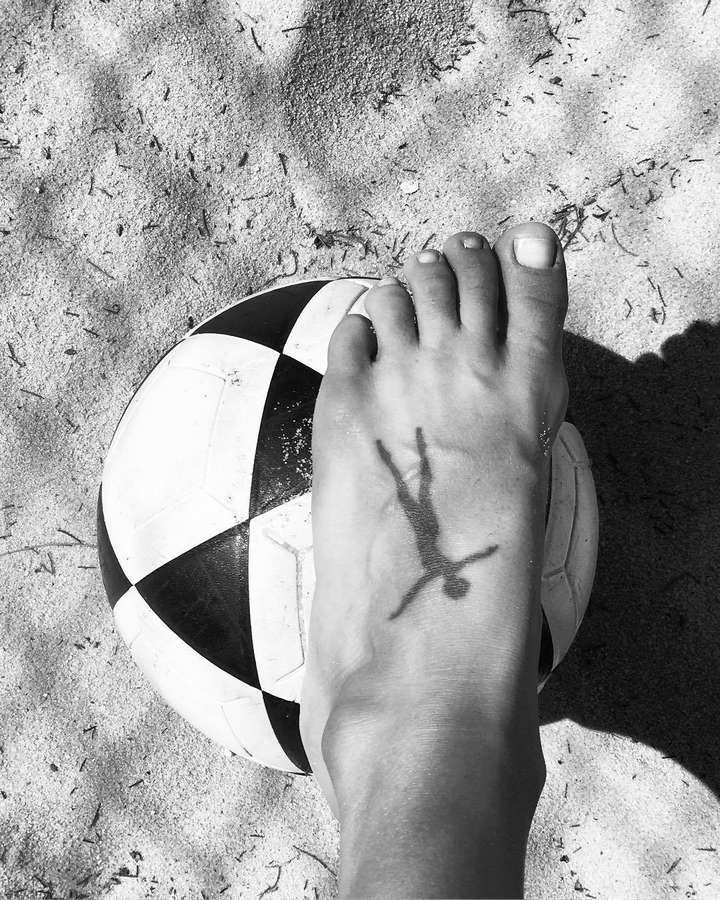 Fernanda De Freitas Feet