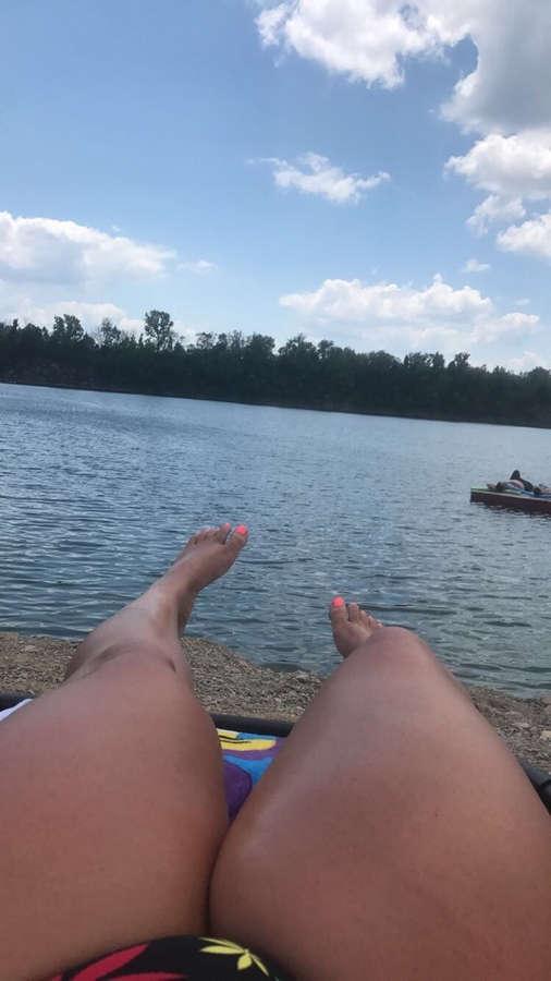 Brittany Angel Feet
